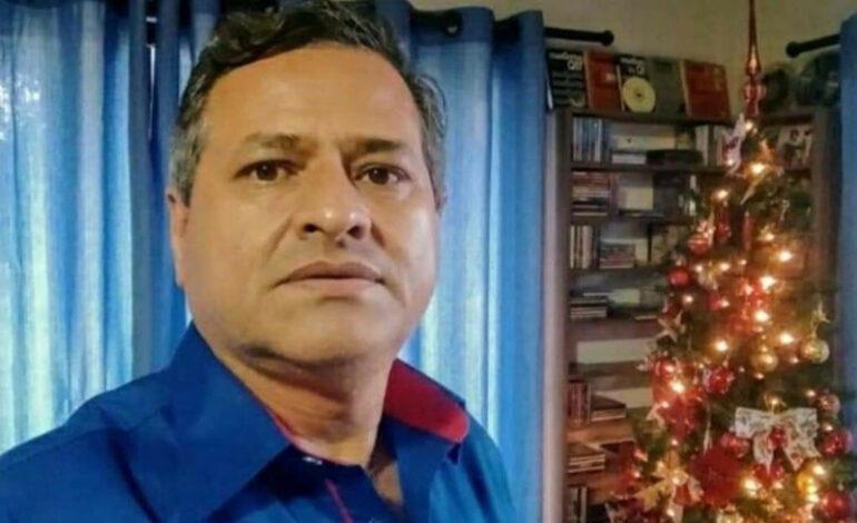 DEPUTADO LUIZINHO GOEBEL EMITE NOTA DE PESAR PELO FALECIMENTO DE VALCLEIR OLIVEIRA DE MELO