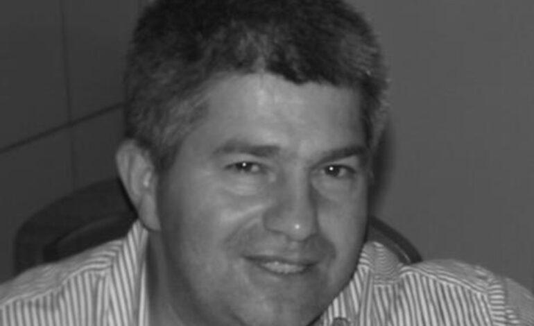 DEPUTADO LUIZINHO GOEBEL EMITE NOTA DE PESAR PELO FALECIMENTO DO EMPRESÁRIO ELIAS BENITO ALMODÓVAR