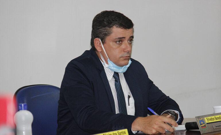 VEREADOR ERIVELTON CONSEGUE R$ 200 MIL PARA SAÚDE DE CEREJEIRAS ATRAVÉS DO DEPUTADO FEDERAL CORONEL CHRISOSTOMO