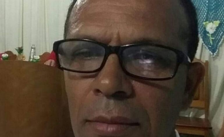 PREFEITURA DE CEREJEIRAS EMITE NOTA DE PESAR PELO FALECIMENTO DO FUNCIONÁRIO DA OBRA OSEAS GEDEON PEREIRA DOS SANTOS