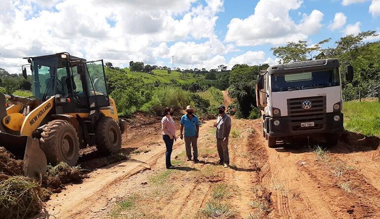 Prefeitura atende reivindicação de Associação dos Agricultores e Agricultoras Boa Aventura – AAABA de Cerejeiras