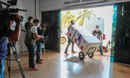 SAÚDE: Governo de Rondônia recebe a 14ª remessa de vacinas contra a covid-19 com 24.700 doses