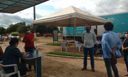 Carreta do Hospital de Amor realiza exames gratuitos em Pimenteiras