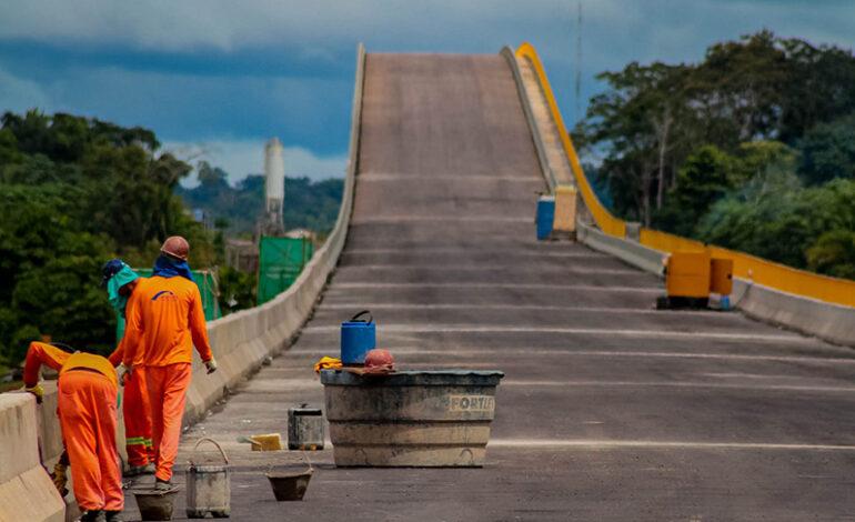 INTEGRAÇÃO: Inauguração da ponte do Abunã sobre o rio Madeira vai fortalecer o desenvolvimento econômico de Rondônia