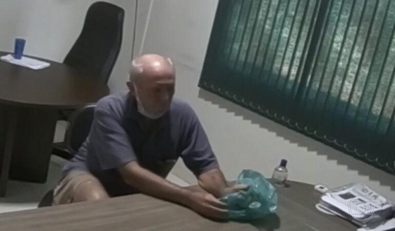 Relator do processo contra o deputado flagrado colocando propina em saco de lixo é escolhido em RO
