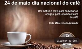 Brasil comemora Dia Nacional do Café em 24 de maio