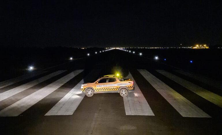 Obras do aeroporto são finalizadas e voos serão restabelecidos em junho, Semtic acompanhou toda a operação