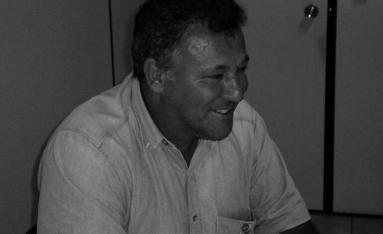 Deputado Luizinho Goebel emite nota de pesar pelo falecimento do ex-vereador Cabo João de Vilhena