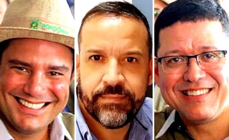 """Irmão do governador de Rondônia é exonerado por Gladson e caso cria mal estar """"diplomático"""""""