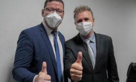Indicações do deputado Luizinho Goebel beneficiarão municípios do Cone Sul