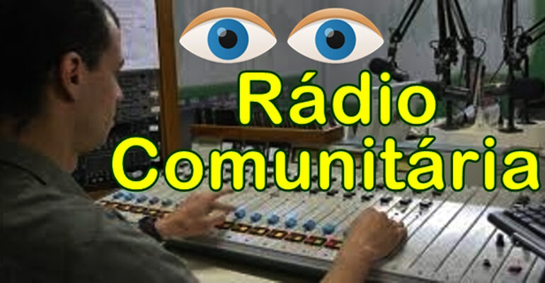 Em cadeia de rádio, FM comunitária de Cerejeiras transmite programa e destaca ações de políticos no Cone Sul