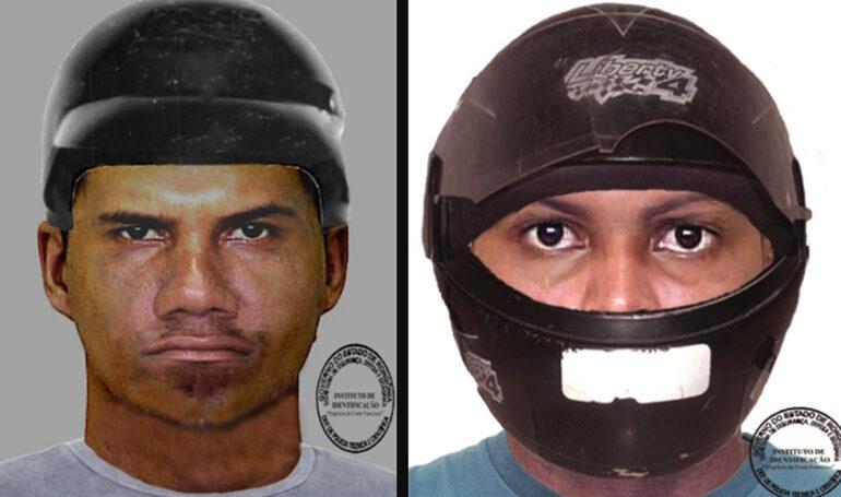 Polícia divulga retrato falado de suspeito de tentar atacar mulheres na zona rural de Monte Negro, RO