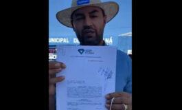 NEPOTISMO: prefeito de Ji-Paraná nomeia genro para presidente da AMT com salário de R$9.100 e sofre pedido de impeachment por empresário local