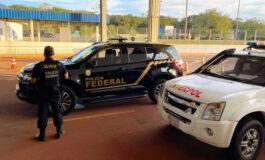 Mineiro suspeito de sequestrar filha de 3 anos é preso na fronteira do Brasil com o Paraguai