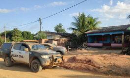 Operação flagra mais de 100 pessoas ocupando área ao redor do Parque Estadual Guajará-Mirim em RO