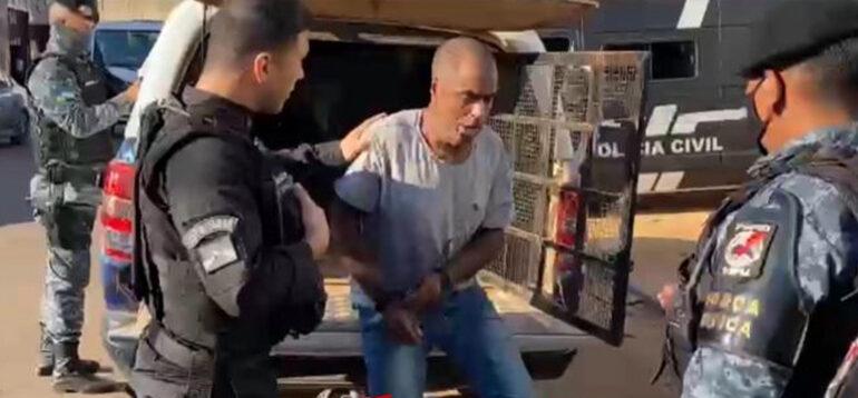 Apenado causa pânico em hotel da capital após efetuar tiros e depois de quase 10 horas ele se entrega a Polícia