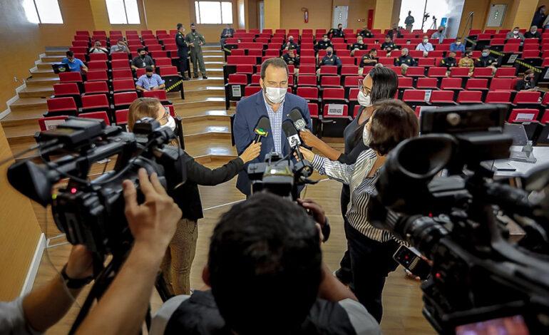 Presidente Alex Redano avalia como positivos os primeiros meses de gestão