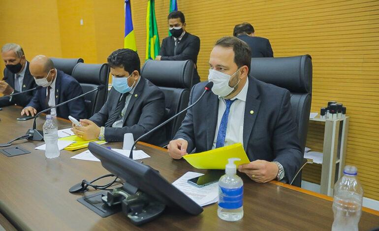 Assembleia Legislativa vai empossar Ribamar Araújo na sessão ordinária da próxima terça-feira