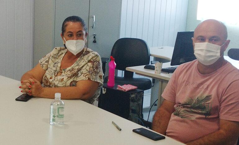 Prefeita de Pimenteiras e chefe de gabinete comentam sobre fragrante de desvio de função nepotismo e exoneração nova lista pode sair em breve