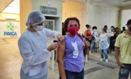 Vacinação de segunda dose é anunciada pela Prefeitura de Vilhena, veja cronograma