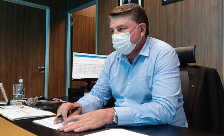 SEAGRI: operação da PF surgiu após denúncias apontadas em auditoria solicitada por Evandro Padovani