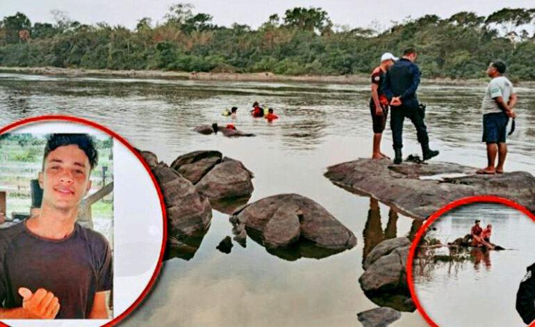 TRAGÉDIA: Irmãos morrem afogados no Rio Machado em Ji-Paraná