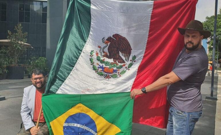 Em vídeo, Zé Trovão diz que está no México e será preso 'em alguns momentos'