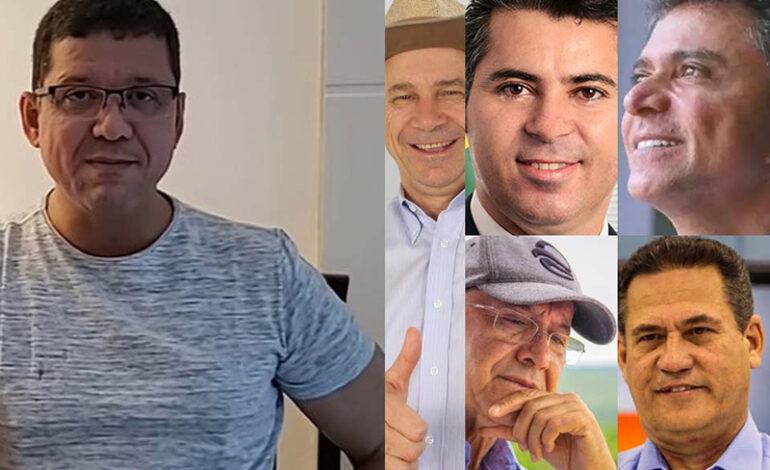 Superpotências se arregimentam para 2022 em Rondônia: Marcos Rocha pode enfrentar Ivo Cassol, Confúcio Moura e Expedito Jr