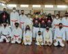 17 Atletas vilhenenses representam Cone Sul no festival de karatê em Espigão, equipe champions conquista 28 medalhas.