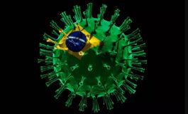 Covid-19: Brasil registra 6,2 mil novos casos e 187 óbitos