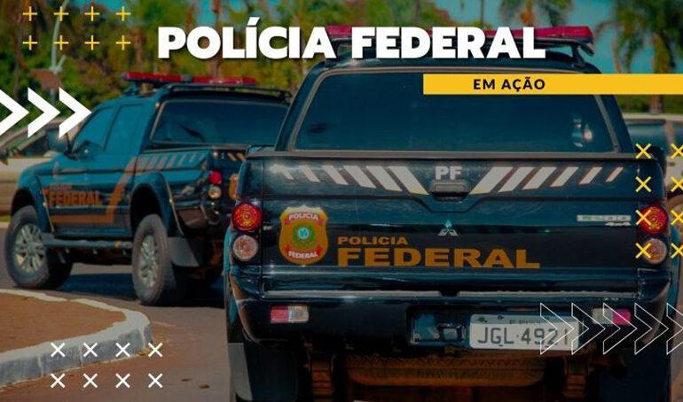 PF prende suspeitos de assassinato de policial federal no Pará